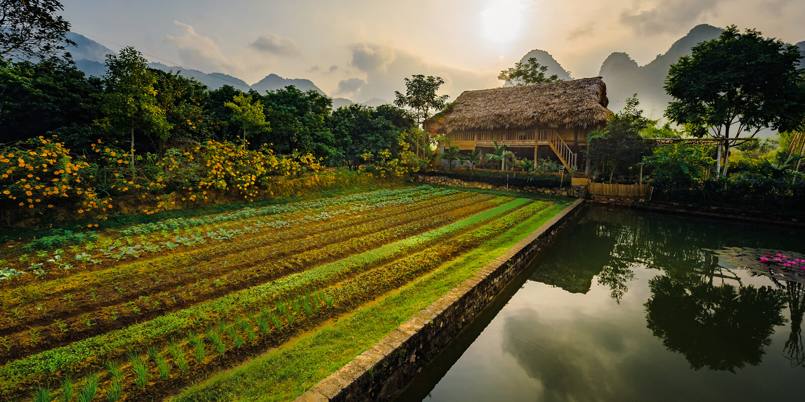 Mai Chau Valley Retreat - Get Close to Nature and Local